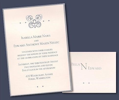Wedding Invitations Elegant with amazing invitation sample