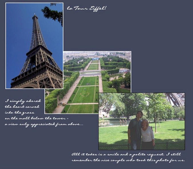 Paris Themed Wedding Invitations