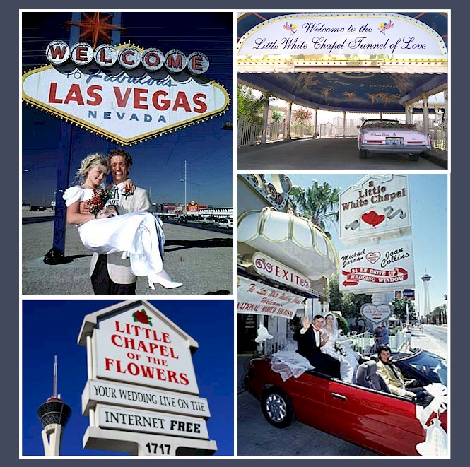 Las Vegas Wedding Places