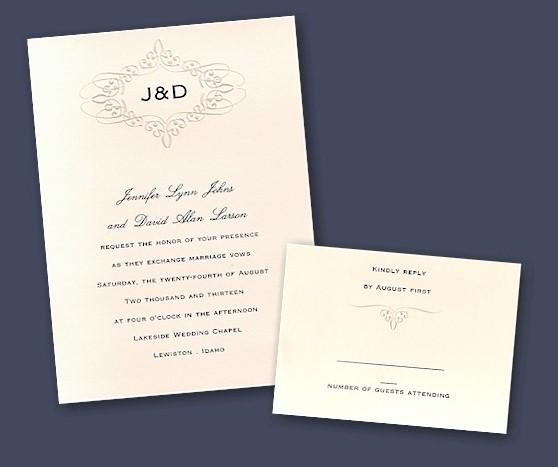Wedding Invitations Trends 2011
