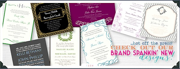Simply Personal Invitations