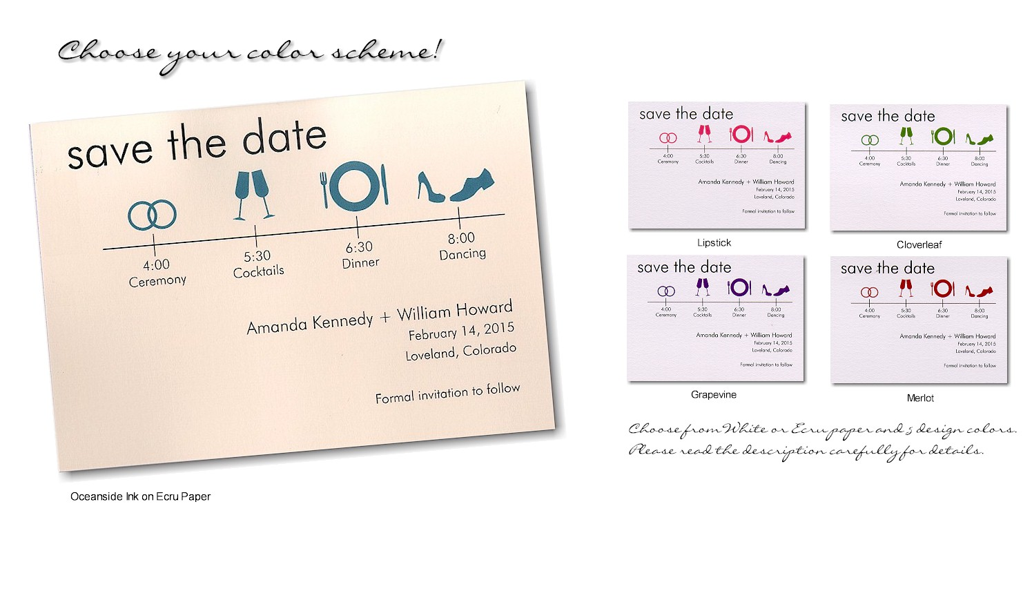 Vineyard Wedding Invitation is perfect invitations layout