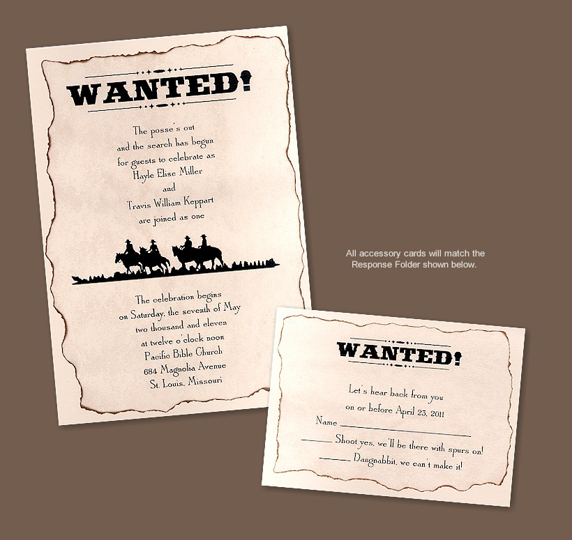 Cowgirl Invitation Wording for great invitations layout